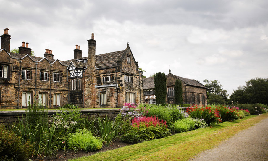 Image of Smithills Hall