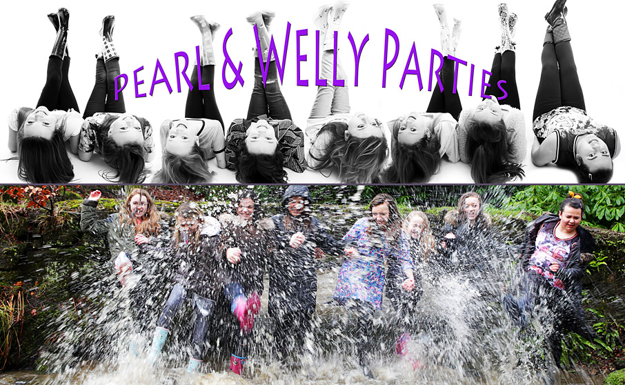 Pearl and Wellie Photo Parties